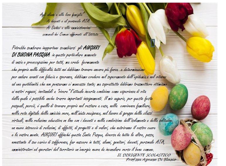 Auguri di Pasqua immagine