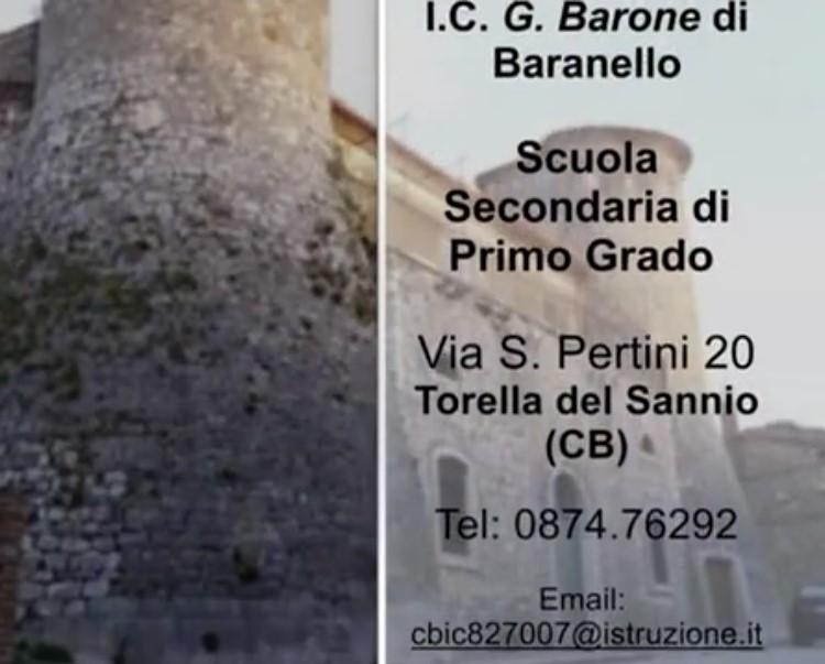 SCUOLA SECONDARIA DI TORELLA DEL SANNIO