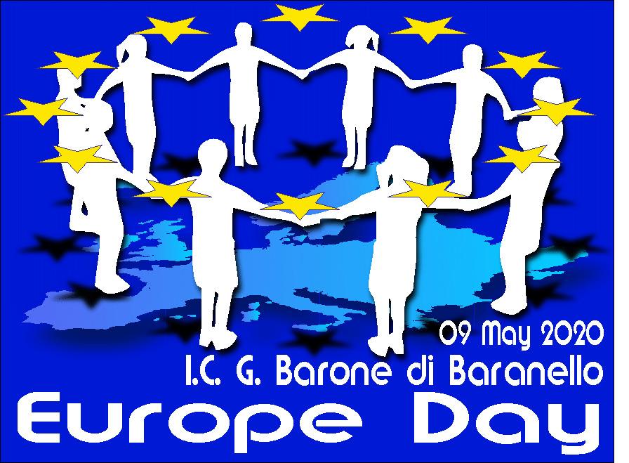 Giornata dell'Europa – classe 2^B della Scuola Secondaria di primo grado di Baranello