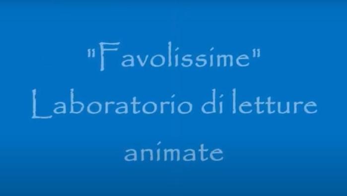 """""""Favolissime"""" – Scuola Primaria – Sandro Pertini di Fossalto"""