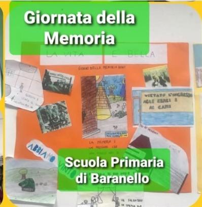 Scuola Primaria di Baranello – Giornata della Memoria 2021
