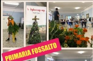 Pop Molise – I fiori della pagliara – Scuola Primaria di Fossalto