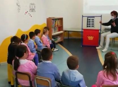 Il progetto extracurricolare: SUONI E SILENZI, LA MUSICA DIVERTENTE Scuola dell'Infanzia di Baranello