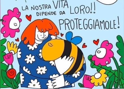 Il maggio delle api: conosciamo meglio questi insetti fondamentali per la vita. Scuola dell'infanzia e primaria di Busso.
