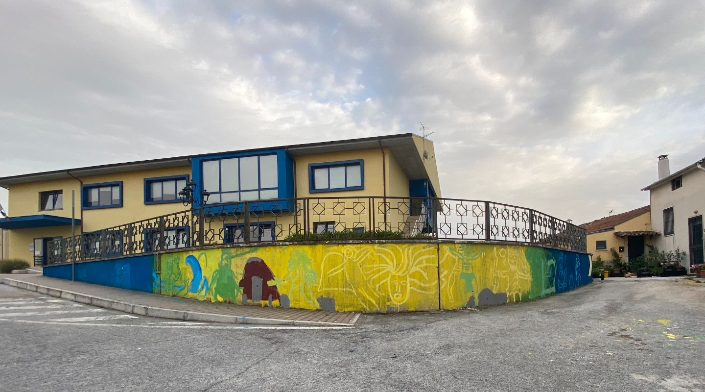 "Graffiti e street art – P.O.N.  ""I care"""